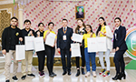 TurkmenExpert supports the youth economy event